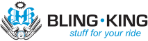 Bling King Bikes Logo